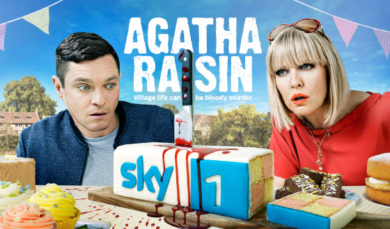 Agatha Raisin - Sky 1