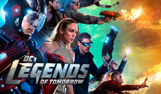 Legends of Tomorrow - Sky 1